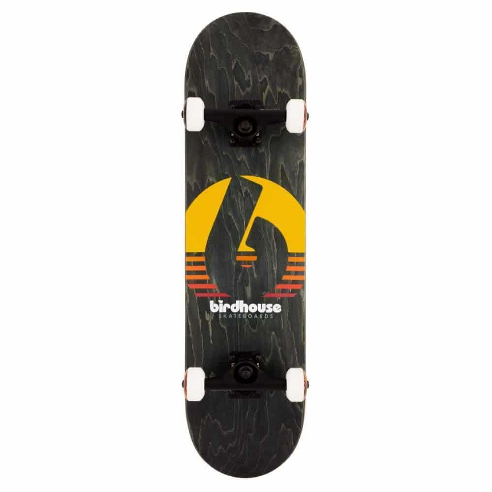 """Skateboard complet Birdhouse Sunset en taille 8"""""""