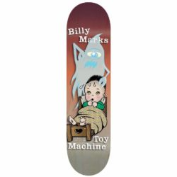 "Plateau de skateboard Toy Machine Marks Valentine - 8.25"""