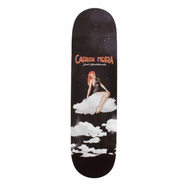 """Jart Cut Off 8.25"""" HC Carlos Neira pro-model skateboard deck"""