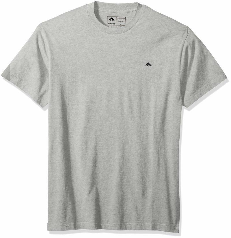Tshirt Emerica Mini Icon gris pour homme