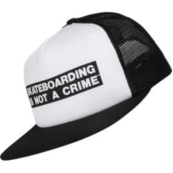 Santa Cruz Casquette Skateboarding is Not A Crime