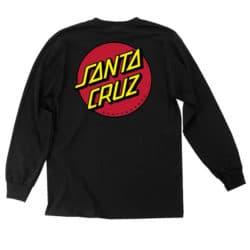 Sweatshirt Noir santa cruz