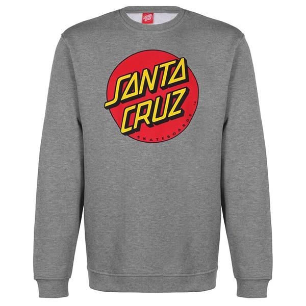 Santa Cruz Sweatshirt Gris
