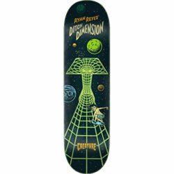 """Plateau de skate Creature Reyes Ditch Dimension Deck en taille 8.0"""""""