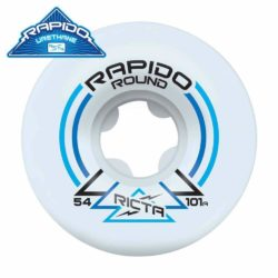Roues Ricta Rapido Round 54mm /101a