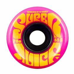 Roues OJ wheels SUPER JUICE 55mm Rose