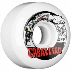 Roues de skate Bones Steve Caballero