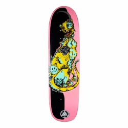 Board Welcome Skateboard Cheetah en taille 8.5""