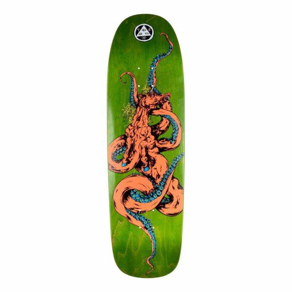 """Board Welcome Skateboard Seahorse 2 en taille 9.25"""""""