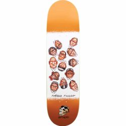 AntiHero Evolution Russo deck 8.38""