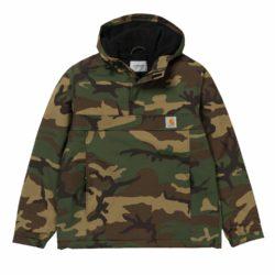 Pull Carhartt WIP nimbus vert camouflage