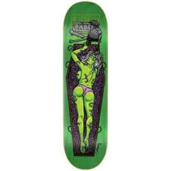"""Plateau de skate Creature Babes III SM 7 plis d'érable en taille 8.25"""" x 32.04"""""""