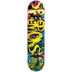 Skateboard complet multicolore