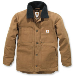 "Veste Carhartt ""Full Swing Chore"" marron"