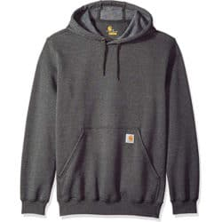 Sweatshirt à Capuche Carhartt K121 Gris (Carbon Heather)