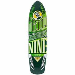 Planche de longboard Sector 9 Carbon Flight Green