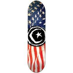 Planche de skate Foundation Skateboards Star & Moon 'Merica