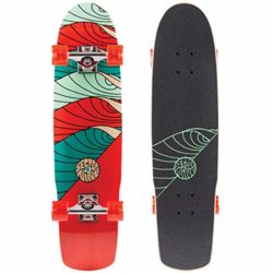 Longboard Sector 9 Cyclone Red