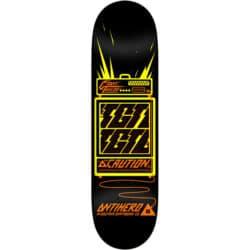 "Plateau de skate Antihero Taylor High Voltage deck. Pro-model Grant Taylor en taille 9"""