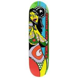 Planche de skate Foundation skateboards Aidan Color of Women. Pro-model Aidan Campbell.