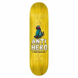 Anti-Hero Kanfoush for Lovers skate deck 8.5""