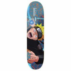 "Deck Primitive Naruto Rodriguez Combat en taille 8.38"""