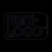 logo mini-logo skateboards noir