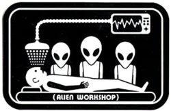 alien workshop abducted graphic