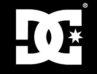 logo dc shoes blanc noir