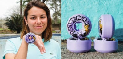 Nora Vasconcellos OJ Wheels
