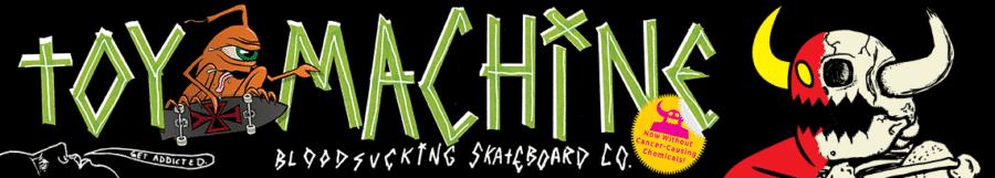 TOY MACHINE sur skate.fr