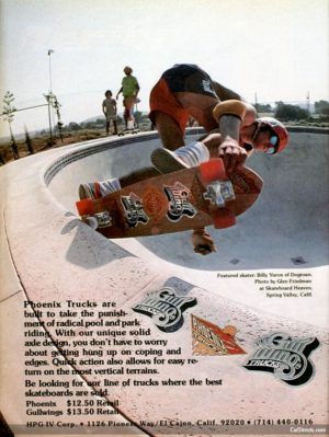 gullwing trucks 1978 ads