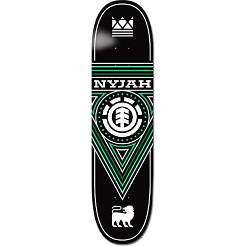 Plateau de skate Element Nyjah Tri Pro-model Nyjah Huston