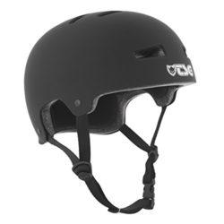 Casque de skateboard Noir TSG Evolution Solid haute qualité