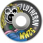 """Jeu de 4 Roues Pig Wheels """"Dan Lu"""" taille 52mm pro-model Daniel Lutheran"""