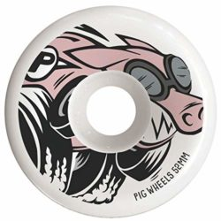 "Pig Wheels ""Head Racer C- Line"" 52 mm,"