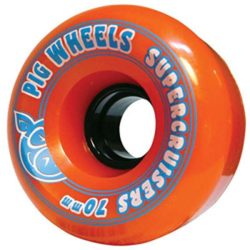 "Pig Wheels ""Supercruiser II"" 70 mm orange"