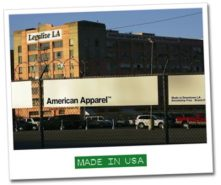 american apparel made in usa legalize L.A ads