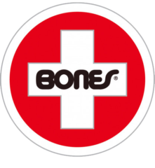 logo bones bearings swiss