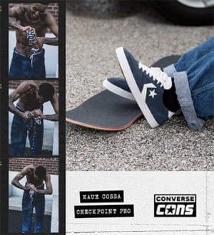 converse cons skateboarding ads