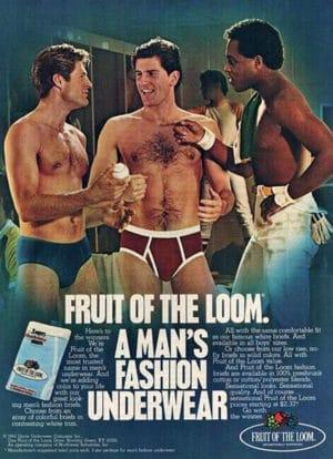 fruit of the loom mens vintage ads