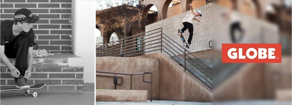 Planches / Plateaux / Decks de skate Globe en stock