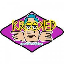 Krooked logo vintage