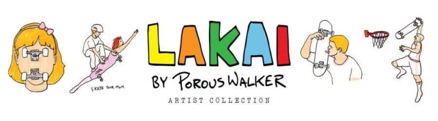 Produits de la marque Lakai en stock