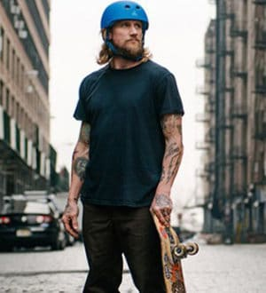 mike Vallely Pro-tec helmet ads