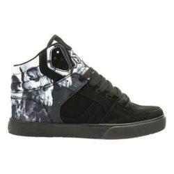 Chaussures de skate Osiris Clone de couleur Huit/Supremacy/noir/blanc