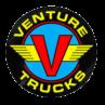 Logo Venture trucks vintage