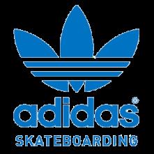 logo adidas skateboarding