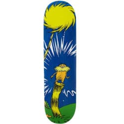Almost dr. Seuss r7 Blue deck 8.375""