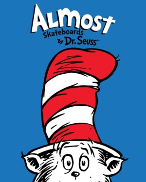 Almost Dr Seuss ads